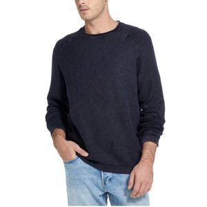 Weatherproof Vintage Navy Sweater